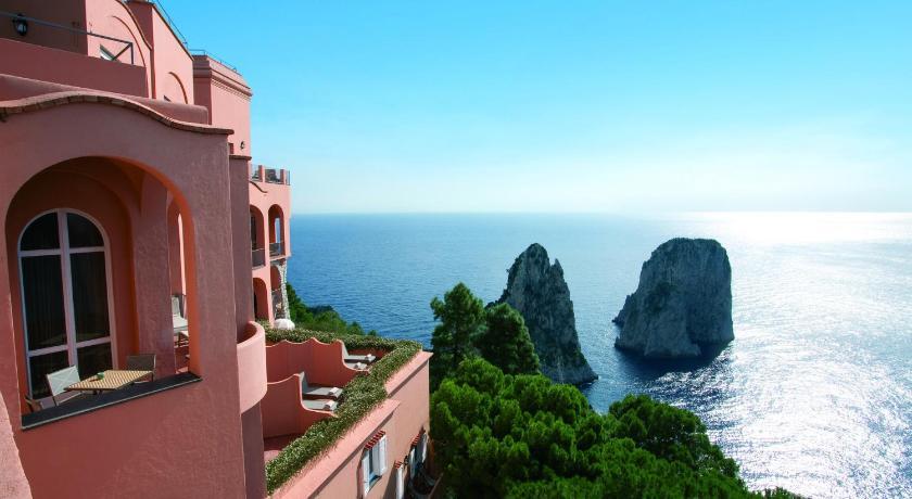 Best time to travel Capri Hotel Punta Tragara