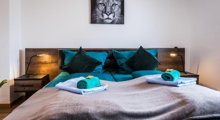 Best Price On Stylish Apartment Kitchen Parking Netflix In Augsburg Reviews