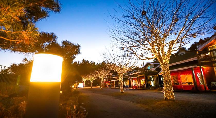 Gapyeong Mona Camping Park Pension Gapyeong-gun