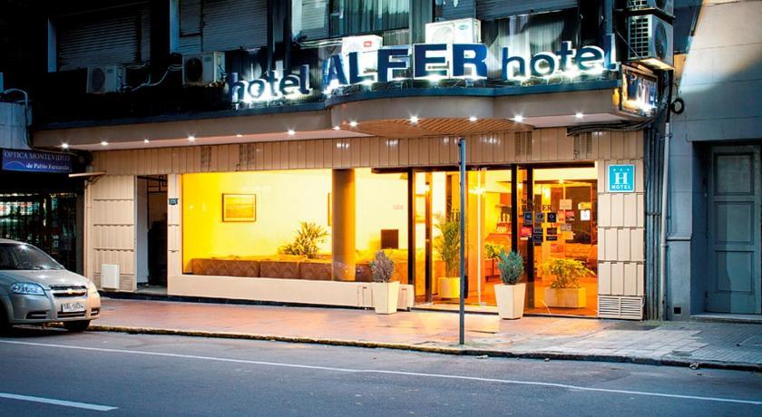 Hotel Balfer Prices, photos, reviews, address  Uruguay