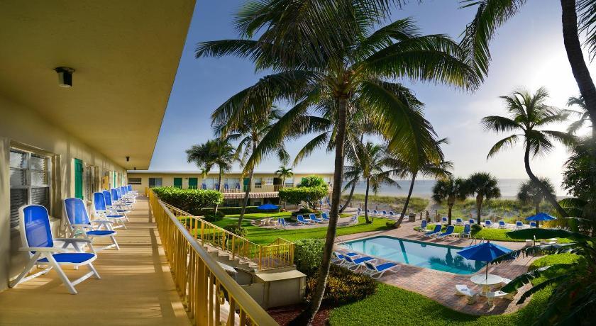 Tropic Seas Resort Fort Lauderdale