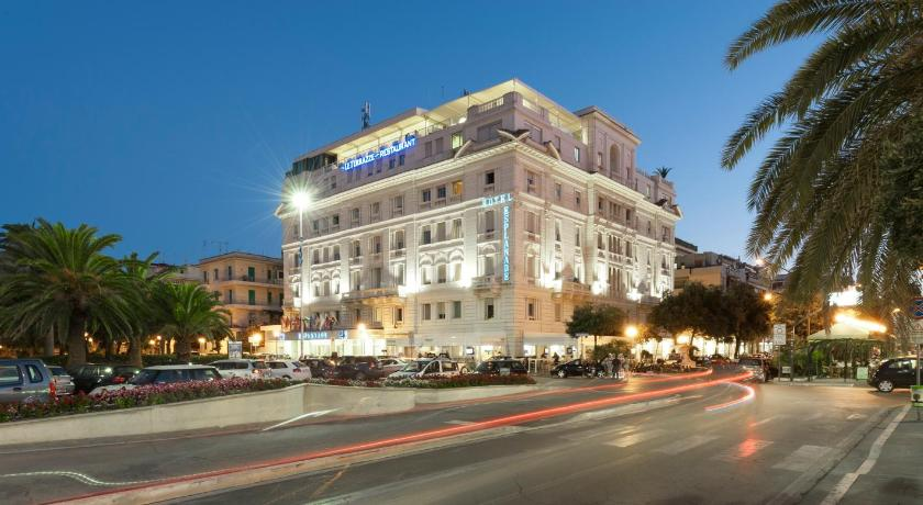 Best time to travel Italy Hotel Esplanade