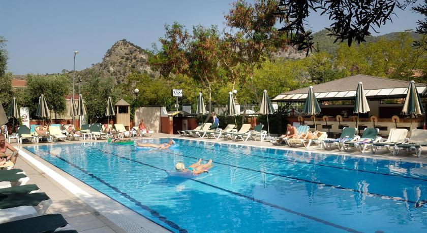 Best time to travel Ölüdeniz Belcekiz Beach Club - All Inclusive