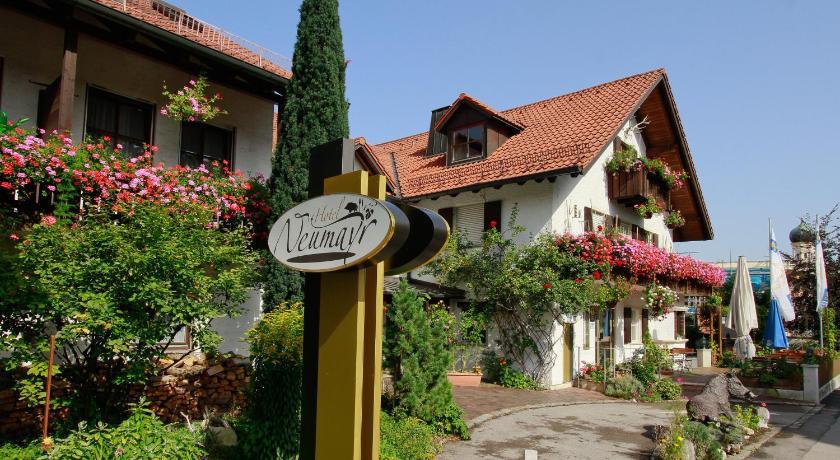 Best time to travel Munich Hotel Neumayr