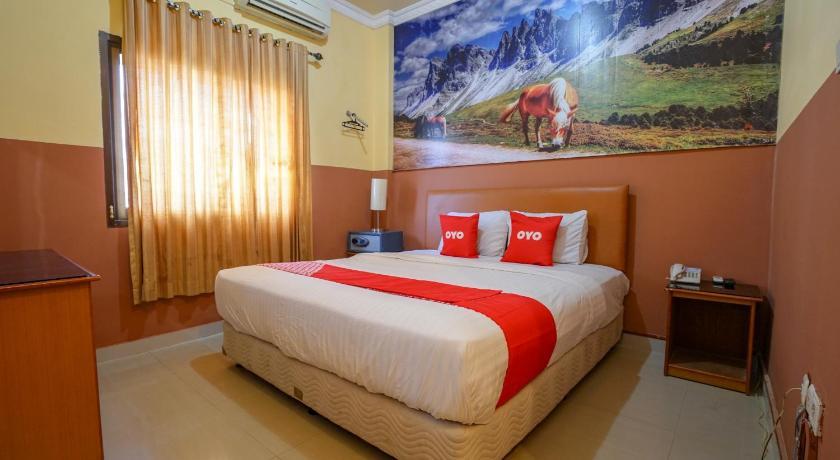 Fasilitas kamar Graha Sriwijaya Hotel