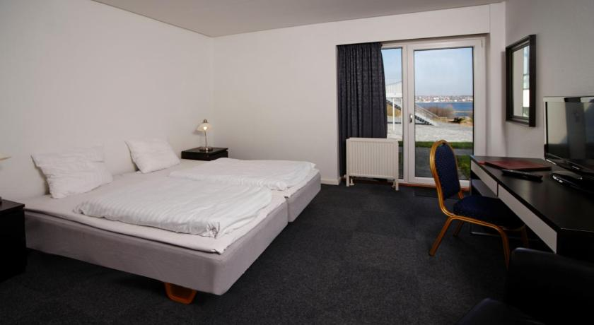 Double or Twin Room Hotel Limfjorden