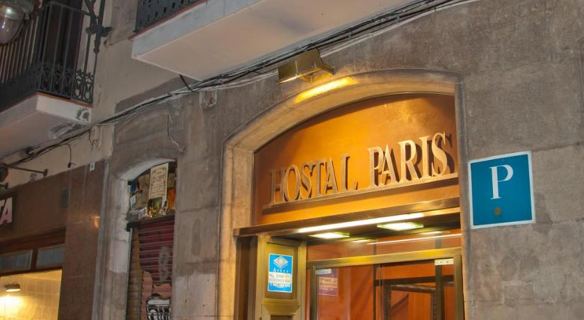 Best time to travel Spain Hostal Paris