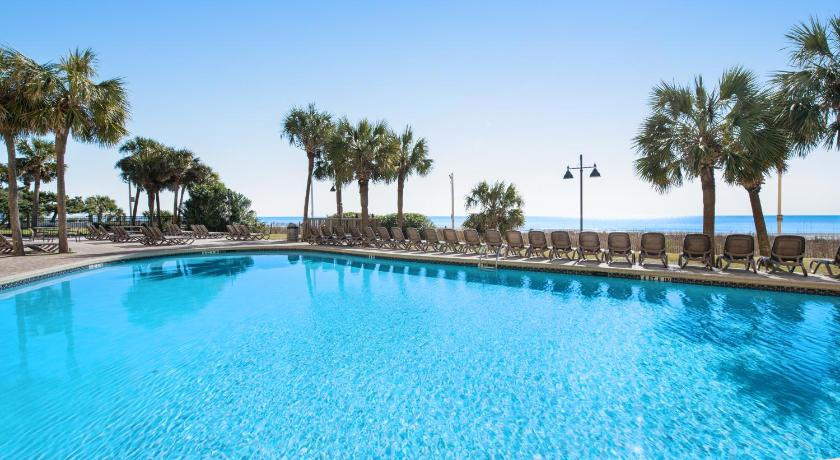 Patricia Grand Resort Hotel In Myrtle Beach Sc Room Deals Photos Reviews