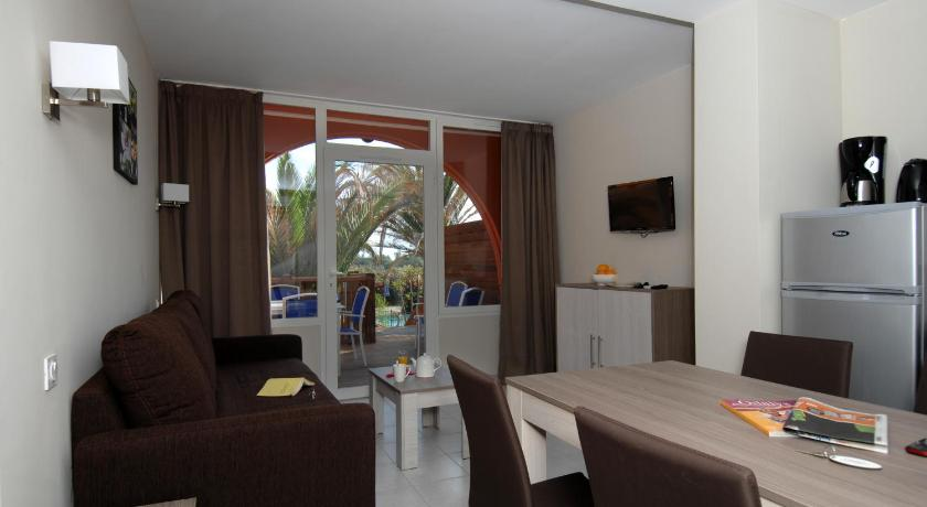 One-Bedroom Apartment Residence Odalys Du Golfe