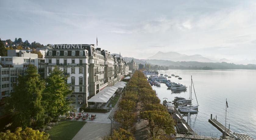 Grand Hotel National Luzern