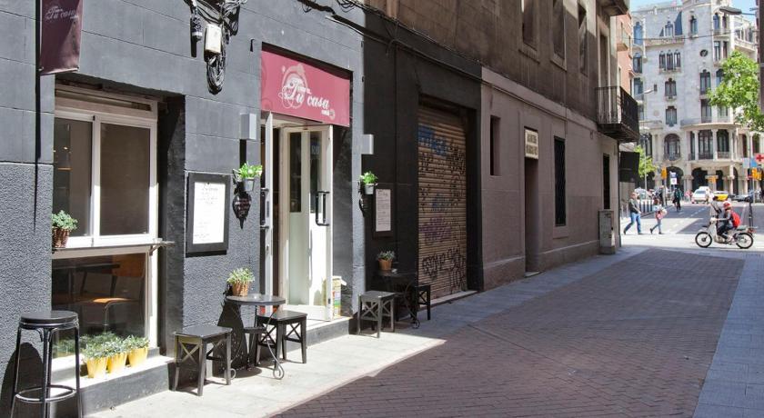 LetsGo Paseo de Gracia Garden - Barcelona