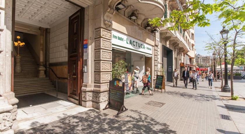 Rambla Suites - Barcelona