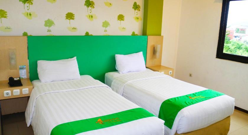 Fasilitas kamar Royal Park Hotel Samarinda