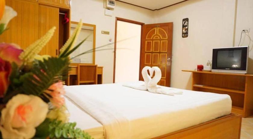 โรงแรมพิมายบุรี Phimaiburi Apartment Nakhon Ratchasima