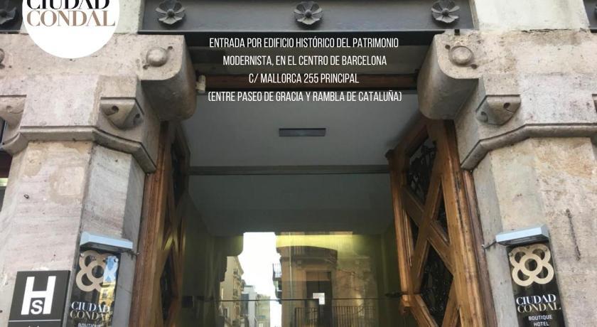 Ciudad Condal Paseo de Gracia - Barcelona