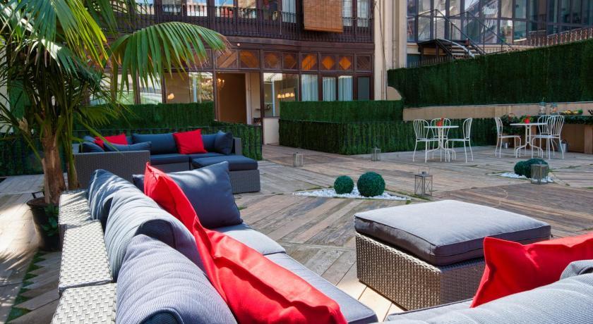 BacHome Terrace B&B - Barcelona