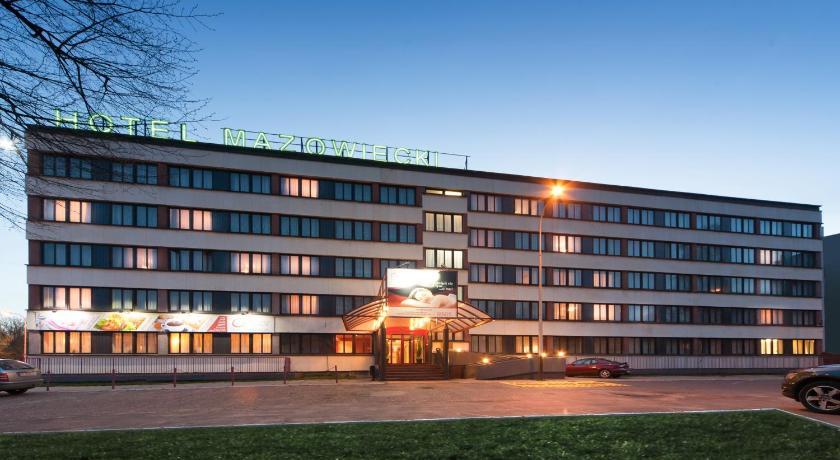 Best time to travel Łódź Hotel Mazowiecki
