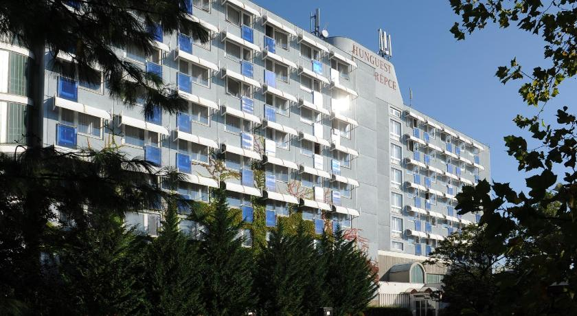 Best time to travel Hungary Hunguest Hotel Répce