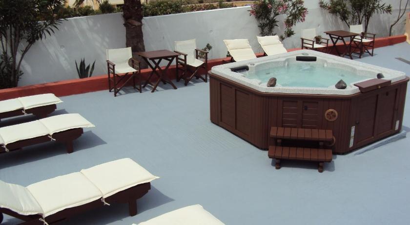 Best time to travel Amorgos Romantic Spa Resort