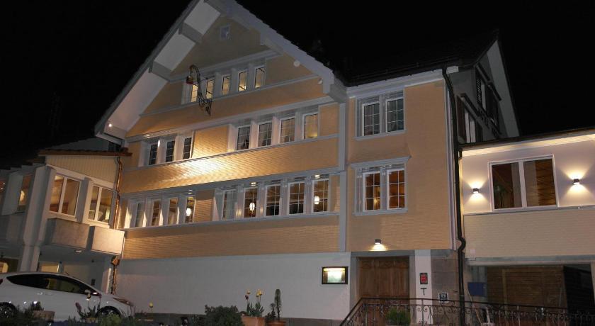 Best time to travel Switzerland Gasthof Krone