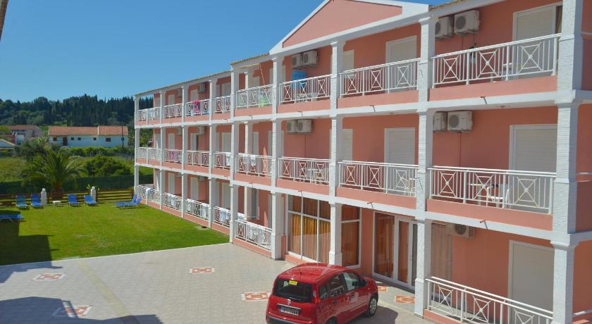 Corfu- Sidari- Canal D'Amour First Choice Studios