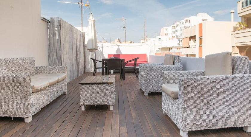 Best time to travel Spain Hostal Ibiza