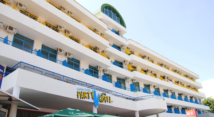Best time to travel Golden Sands Party Hotel Vladislav - Adults Only