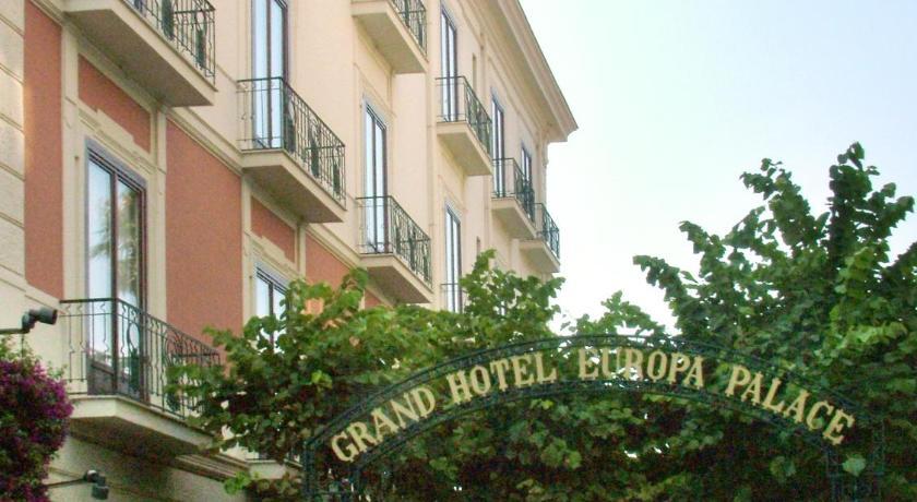 Grand Hotel Europa Palace Via Correale 34 36 Sorrento