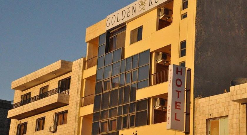 Best time to travel Jordan Golden Rose Hotel