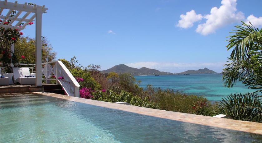 Best time to travel Grenada La Pagerie in Carriacou