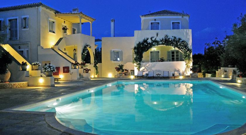 Best time to travel Hydra Villa Nika