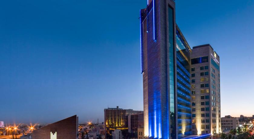 Best time to travel Jordan Grand Millennium Hotel Amman