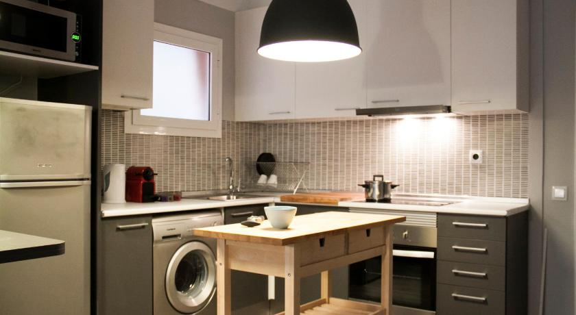 Idyllic Apartment with Terrace - Barcelona