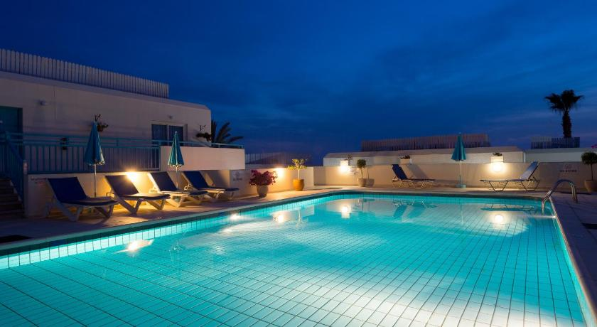Best time to travel Cyprus Sunny Hill Hotel Apartments