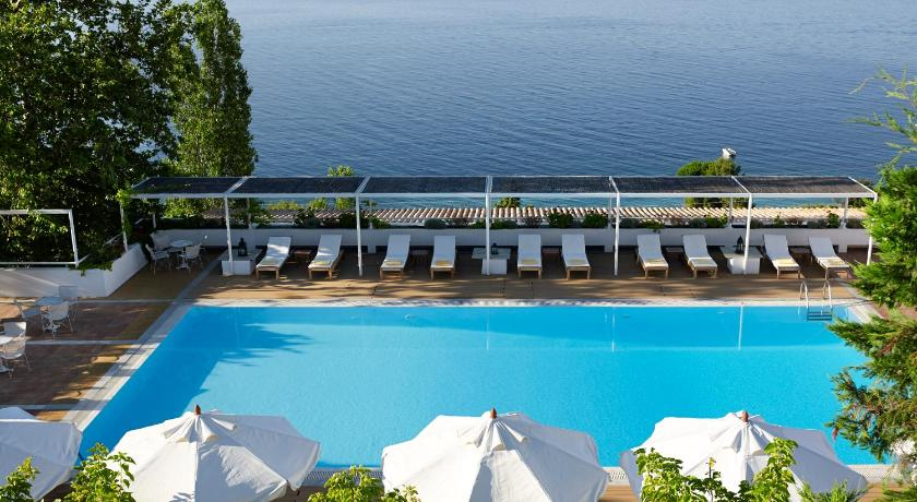 Best time to travel Skiathos Atrium Hotel