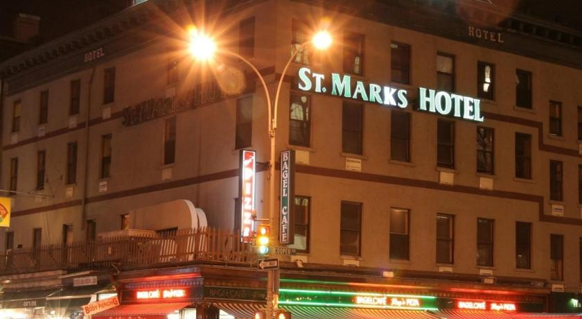 St Marks Hotel In New York Ny Room Deals Photos Reviews