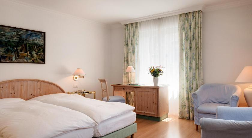 Deluxe Double Room Hotel Linde