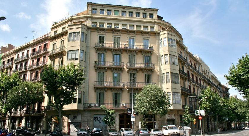 Hostal Eixample - Barcelona