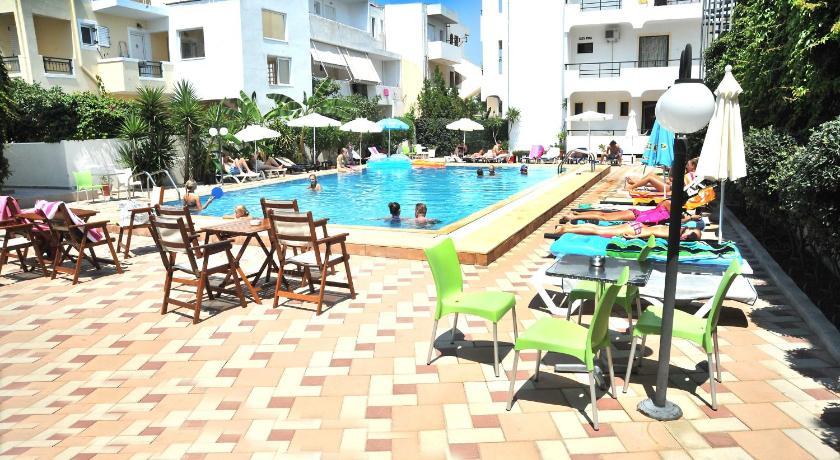 Best time to travel Kos Santa Marina Hotel Apartments