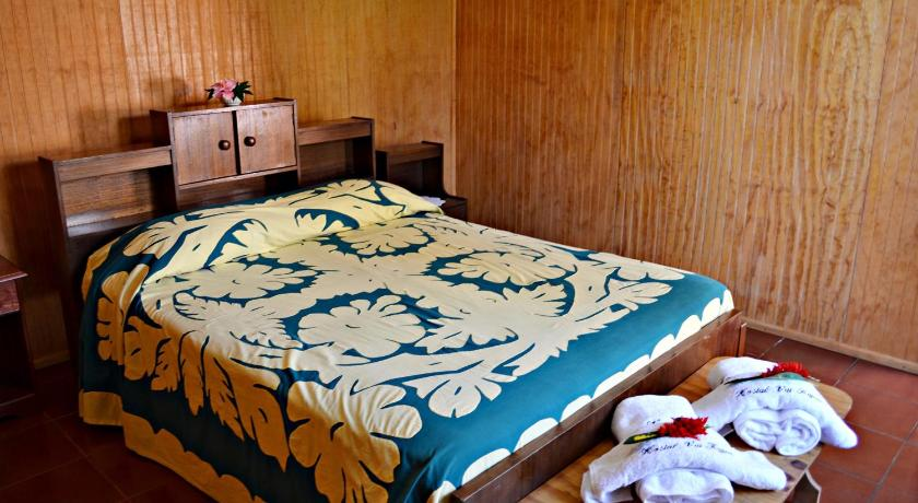 Double Room with Private Bathroom Hostal Vai Kapua
