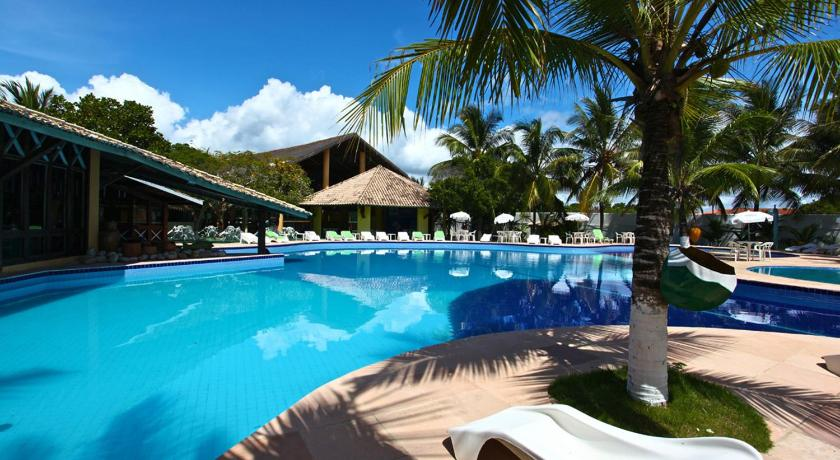 Best time to travel Brazil Capitania Praia Hotel