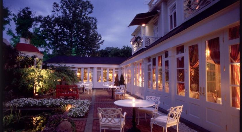 Best time to travel United States The Inn at Little Washington