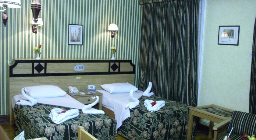 Standard Double Room Grand Hotel Cairo