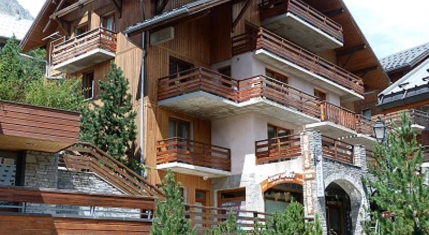 More about Les Balcons de Vaujany