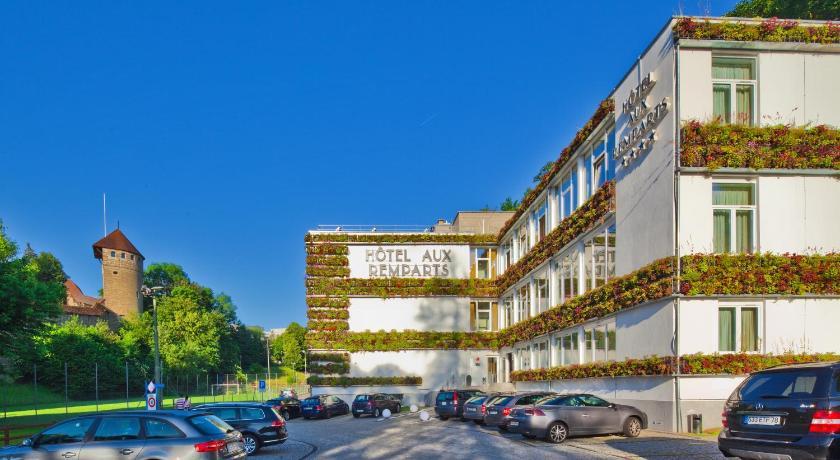 Best time to travel Fribourg Hôtel aux Remparts