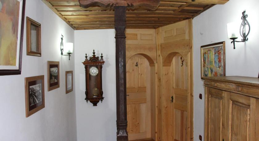 Chambre Familiale avec Balcon Guest House The Old Lovech