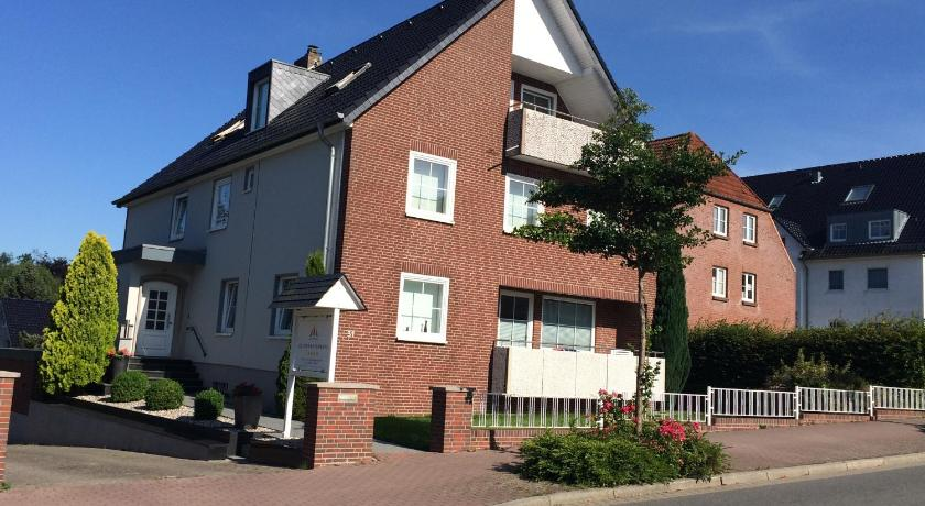 Best time to travel Germany 3C-Appartements