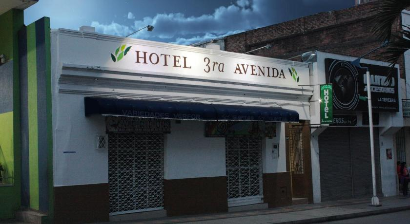 Best time to travel Colombia Hotel 3ra Avenida