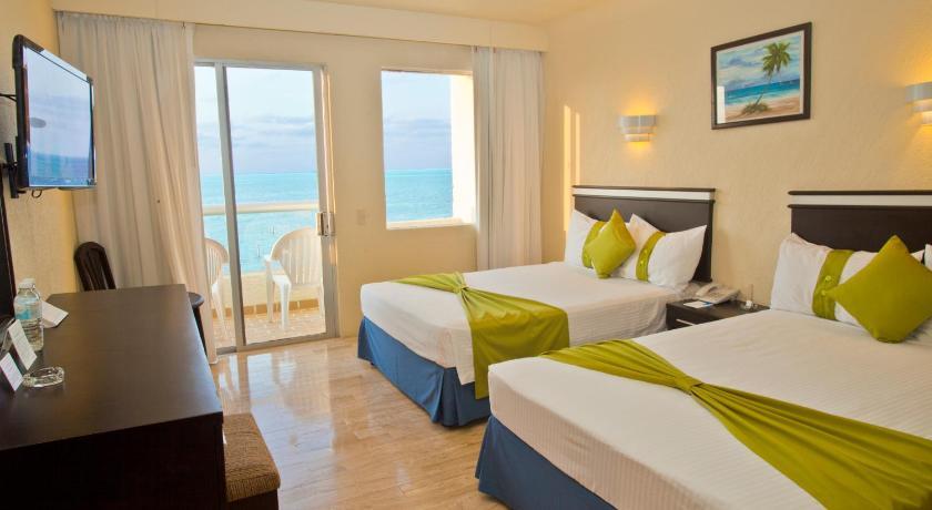 Book Aquamarina Beach Hotel In Cancun