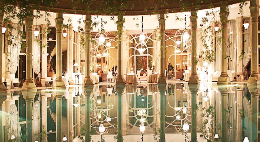 Best time to travel Marrakesh Le Palais Rhoul and Spa